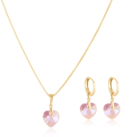 Komplet biżuterii Xuping PK604