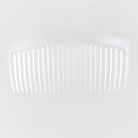 Grzebyki klasyczne 9,5cm transparent 10szt/op G95