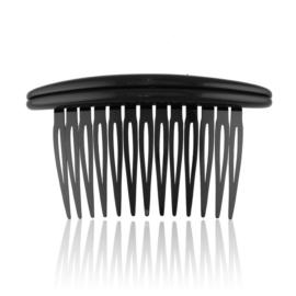 Grzebyki klasyczne 8cm czarne 10szt/op G96