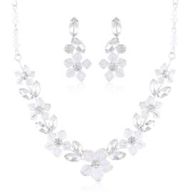 Komplet biżuterii wieczorowej - KOM512