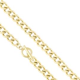 Celebrytka stalowy łańcuch Xuping CP6422