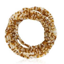 Bransoletka codzienna z koralików BRA3701