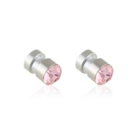 Kolczyki sztyfty na magnes 12par/op EA3968