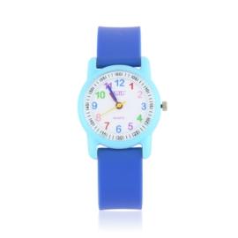 Zegarek dziecięcy silikonowy niebieski Z2662