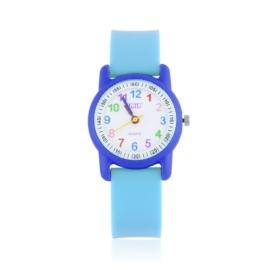 Zegarek dziecięcy silikonowy niebieski Z2663