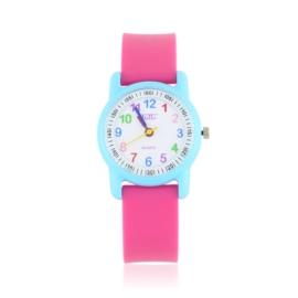 Zegarek dziecięcy silikonowy różowy Z2664