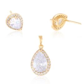 Komplet biżuterii Xuping PK611