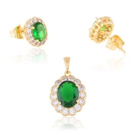 Komplet biżuterii Xuping PK612