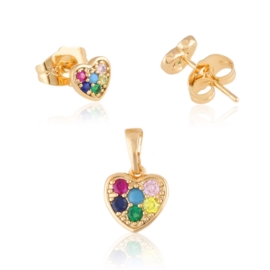 Komplet biżuterii Xuping PK616