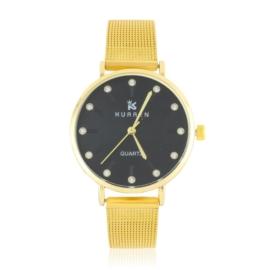 Zegarek damski na stalowym pasku - Z2679