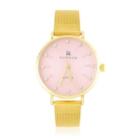 Zegarek damski na stalowym pasku - Z2680