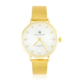 Zegarek damski na stalowym pasku - Z2681
