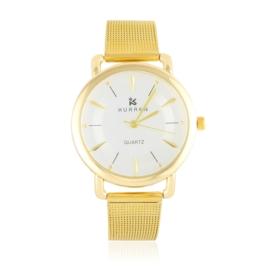 Zegarek damski na stalowym pasku - Z2682