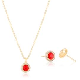 Komplet biżuterii Xuping PK620