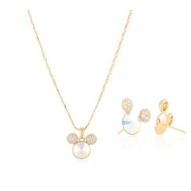 Komplet biżuterii myszka Xuping PK623