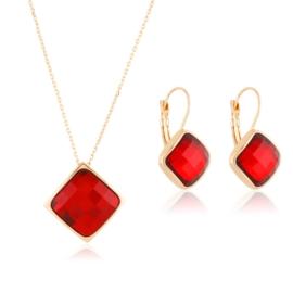 Komplet biżuterii Xuping PK626