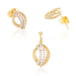 Komplet biżuterii Xuping PK640