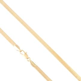 Łańcuszek żmijka 50cm Xuping LAP2672