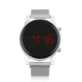 Zegarek damski LED na magnetycznym pasku Z2696