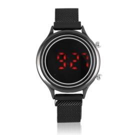 Zegarek damski LED na magnetycznym pasku Z2698