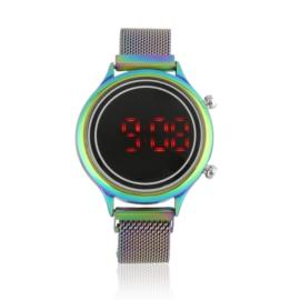 Zegarek damski LED na magnetycznym pasku Z2699