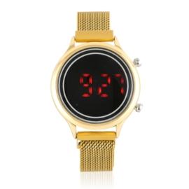 Zegarek damski LED na magnetycznym pasku Z2700