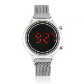Zegarek damski LED na magnetycznym pasku Z2701