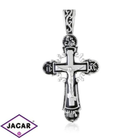 Przywieszka krzyżyk prawosławny Xuping PRZ3062