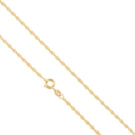 Łańcuszek kordel 50cm Xuping LAP2698