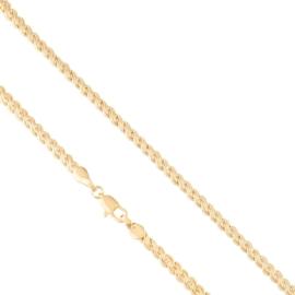 Łańcuszek kłos 50cm Xuping LAP2700