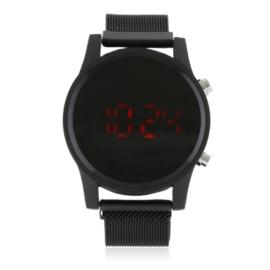 Zegarek damski LED magnetyczna bransoleta Z2710