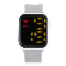 Zegarek damski LED silikonowy Z2712