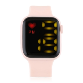 Zegarek damski LED silikonowy Z2713