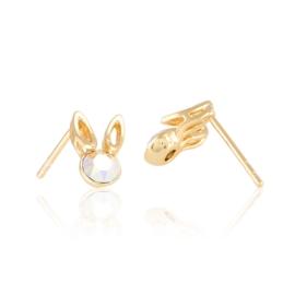 Kolczyki sztyfty z kryształkami Xuping EAP18772