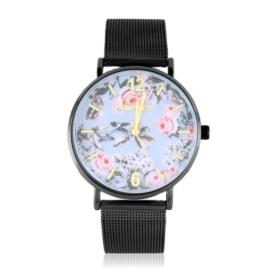 Zegarek damski na bransolecie -flowers- Z2727