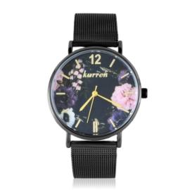 Zegarek damski na bransolecie -flowers- Z2733
