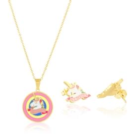 Komplet biżuterii dziecięcej Xuping PK646