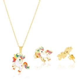 Komplet biżuterii dziecięcej Xuping PK647