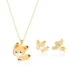 Komplet biżuterii dziecięcej Xuping PK648