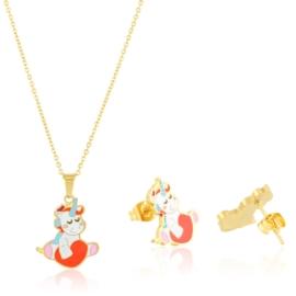 Komplet biżuterii dziecięcej Xuping PK650