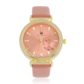 Zegarki damski na pasku różowy Z2757