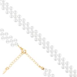Choker z perełek Xuping CP6848