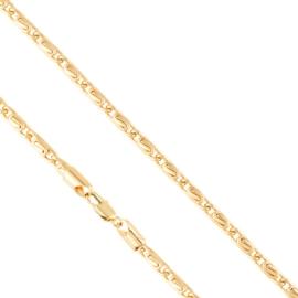 Łańcuszek bizantyjski 50cm Xuping LAP2720