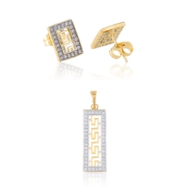 Komplet biżuterii Xuping PK658