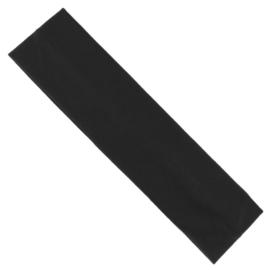 Opaska klasyczna lycra 5cm - czarna OPS1272
