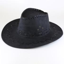 Kapelusz kowbojski zamszowy KLD159