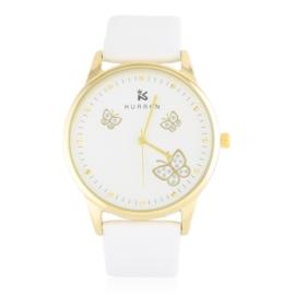 Zegarek damski na pasku biały Z2782