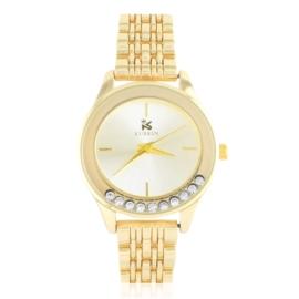 Zegarek damski na bransolecie z kryształkami Z2790