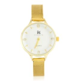Zegarek damski na stalowym pasku Z2793
