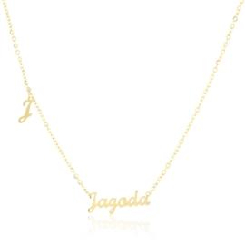 Celebrytka stalowa - Jagoda - Aisadi CP7108